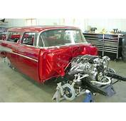 1957 Chevy Nomad Project Car  Autos Post