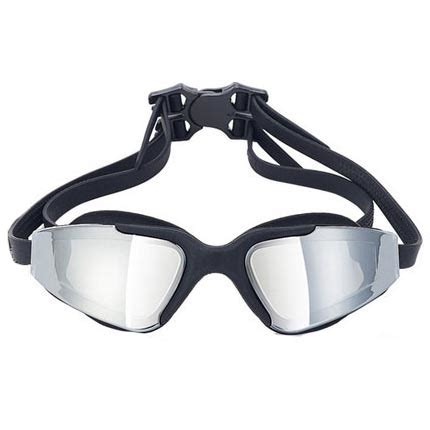 Kacamata Renang Kacamata Renang Anti Fog Uv Protection Rh5310 Black Jakartanotebook