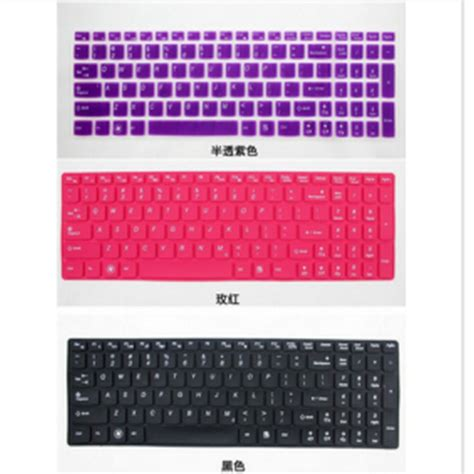Lenovo Color Keyboard Protectorkeyboard Protektorpelindung Keyboard 2015 for lenovo laptop keyboard covers transflective protective z560 g580 s500 15 inch