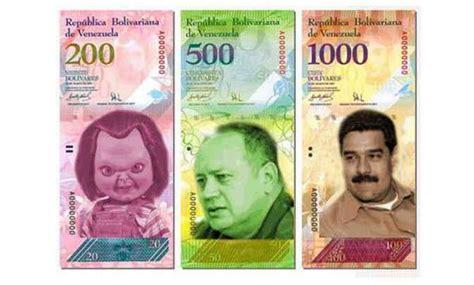 imagenes de billetes bolivares fuertes banco central de venezuela anuncia nuevos billetes taringa