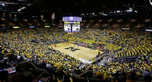 Chrysler Arena College Basketball Arena Rankings Michigan Wolverines 7th