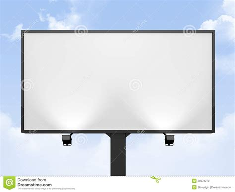 billboard template billboard sign clipart clipart suggest
