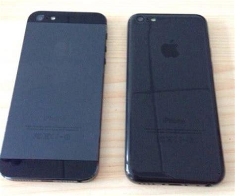 Iphone 5 Black Hitam foto iphone 5c dengan warna hitam beredar