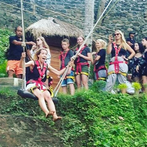 swing bali bali swing is best of bali activities tour rukmana bali tour