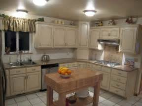 Oak Cabinets Refinished Before And After Telisa S Refinishing Oak Cabinets Before And After Pictures