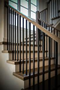 Metal Banister Building A Modern Railing In 2016