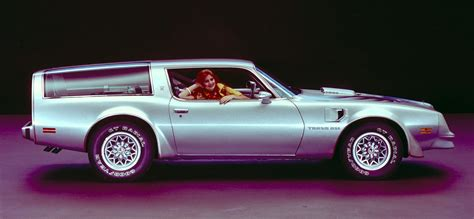 Car Design Types by Concept Car Of The Week Pontiac Firebird Type K 1978