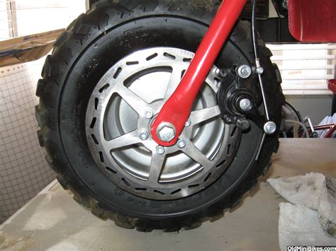 doodle bug mini bike hydraulic brakes doodle bug mod s chapter1 front brake