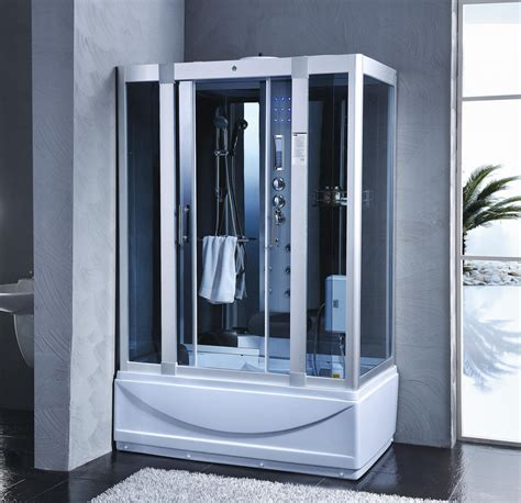 box doccia idromassaggio 135x80 6 getti idromassaggio