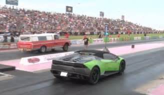Lamborghini Trucks Bangshift Another One Bites The Dust Farmtruck Versus