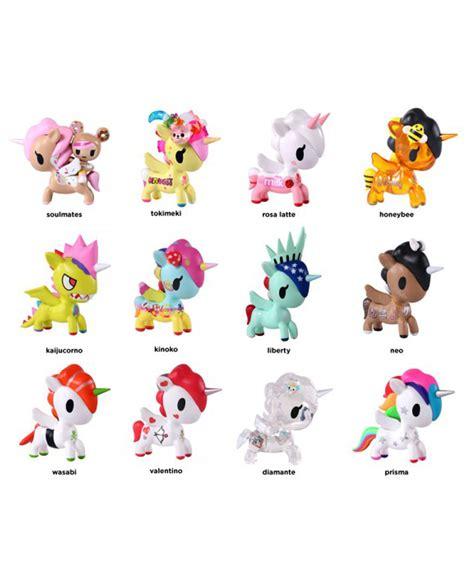 imagenes de unicornios anime unicornios tokidoki serie5 kawaii shop online barcelona
