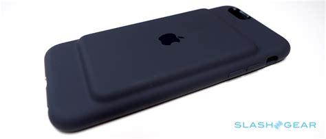 apple battery case apple smart battery case for iphone 6s review slashgear