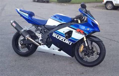 05 Suzuki Gsxr 600 For Sale Buy 05 2005 Suzuki Gsxr 600 Sport Bike On 2040motos