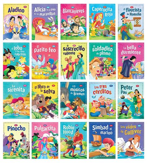 cuentos cortos cuentos infantiles cuentos infantiles cuentos infantiles paquete con 20 cuentos clasicos