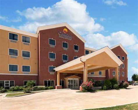 Comfort Health Center by Comfort Inn Suites Regional Center In Abilene