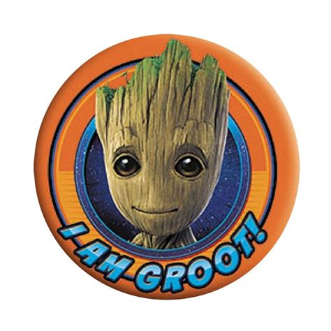 I Am Groot Guardians Of The Galaxy guardians of the galaxy i am groot button superheroden