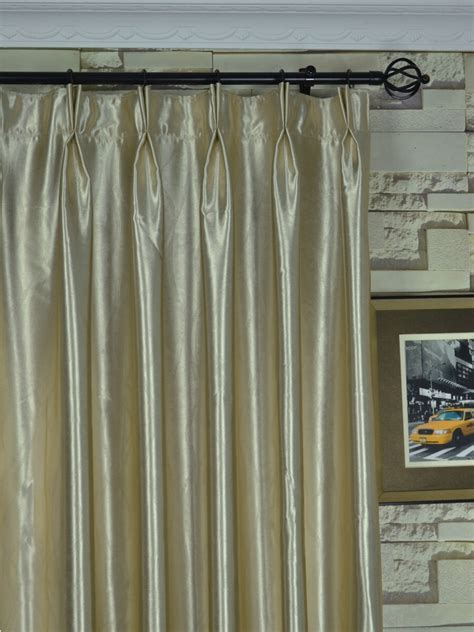 reflective curtains qy3163mc murrumbidgee reflective embossed double pinch