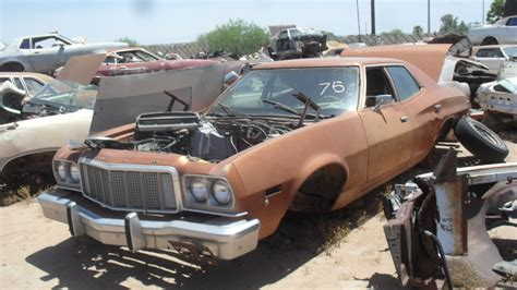1976 Ford Ltd by 1976 Ford Ltd 76fo6374c Desert Valley Auto Parts