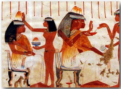 were women in ancient egypt more concerned about beauty