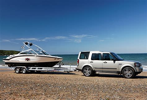 tow boat with tower up or down towing with a land rover lr4 page 3 teamtalk