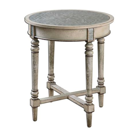 uttermost accent table uttermost jinan accent table