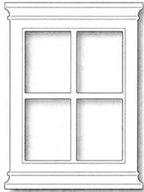 window templates cards windows 2 on memories box heartfelt