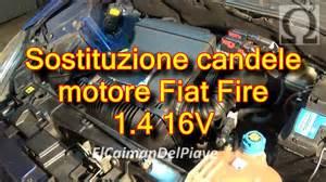 Fiat Part Number Finder Tutorial Sostituzione Candele Motore Fiat 1 4 16v