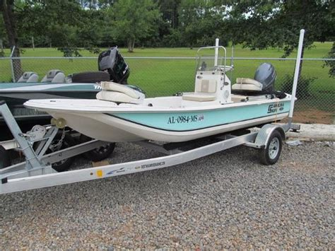 carolina skiff boat sales carolina skiff boats for sale in alabama boats