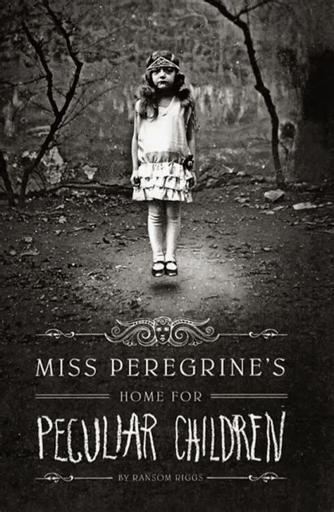 book review miss peregrines home for peculiar children by