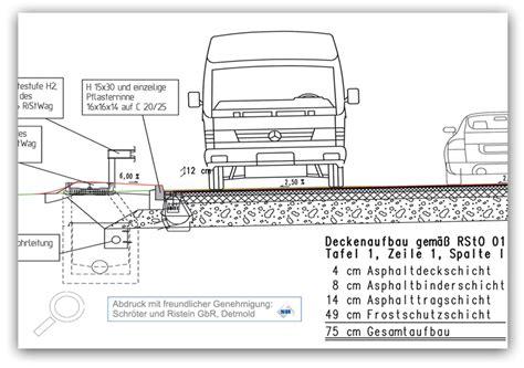 straßenbau asphalt akg software strasse