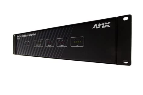 amx ni 2000 netlinx integrated controller home automation