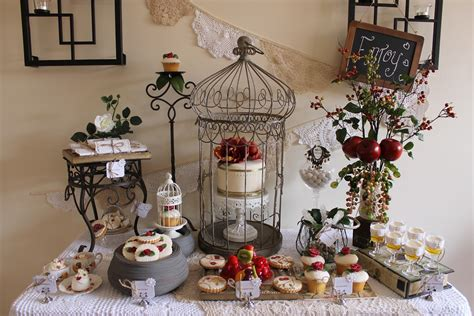 party themes vintage events by nat my vintage rose and doily inspired 32nd