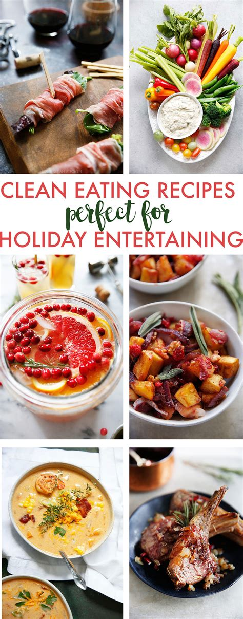 S Clean Kitchen Recipes by Clean Recipes For Entertaining