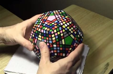tutorial menyelesaikan rubik fisher petaminx solve