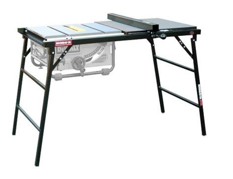 dewalt 745 table saw dewalt jobsite saw stand options tools equipment