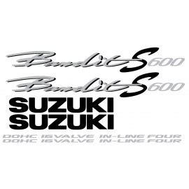 Suzuki Bandit Aufkleber by Aufkleber F 252 R Motorrad Suzuki Gsxr 600 750 Et 1000 Bandit