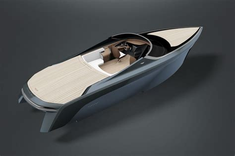 Latest Interior Design Trends aston martin partners with quintessence yachts for am37