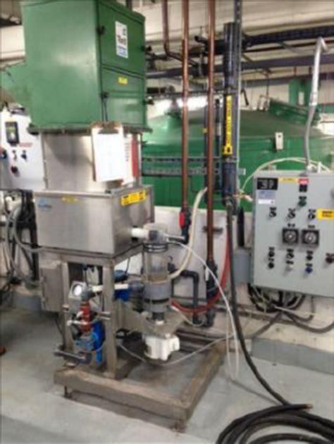 polyblend polymer preparation system study