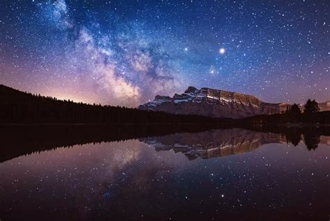 themes   picture stars sky milky  reflections