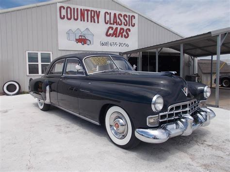 1948 Cadillac For Sale by 1948 Cadillac Fleetwood For Sale 1863925 Hemmings Motor