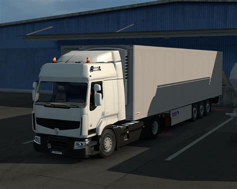 renault truck premium renault premium v1 1 truck truck simulator 2 mods