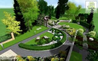 Landscape Design Visualizer Excellent Exle Of A Contemporary Garden Design