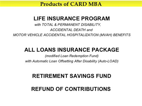 Mba Insurance Refund by Card Mba Experience On Insurance Product And Its