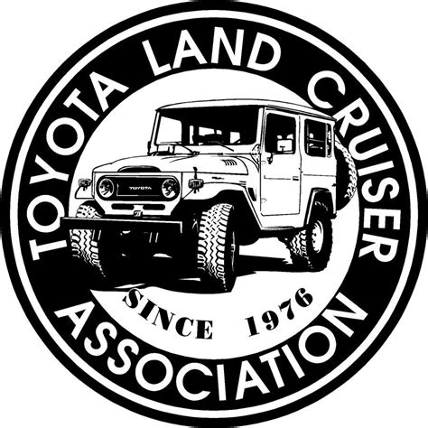 logo toyota land cruiser stuff tlca