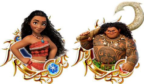 Mermaid Wall Sticker image unchained x moana medals png disney wiki