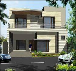 Double Floor House Elevation Photos by Elevation Front Double Floor Indian Style Gharexpert
