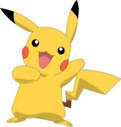 a simple pikachu vector random list