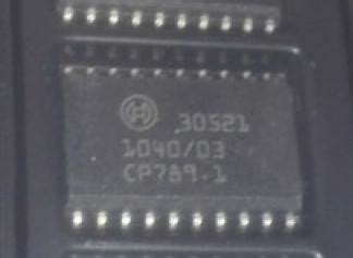 bosch integrated circuits part numbers brand new bosch 30521 car electronic ic auto ecu integrated circuits chip of item 105207494