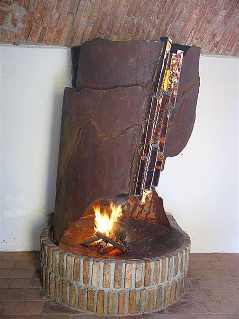 feuerstellen metall feuerstellen unikate direkt vom metall k 252 nstler kaufen gahr