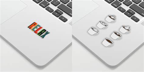 design milk sticker society6 launches stickers design milkdesign milk